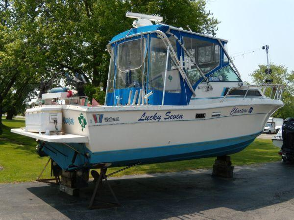 1986 Wellcraft 2800 Coastal Offshore Fisherman