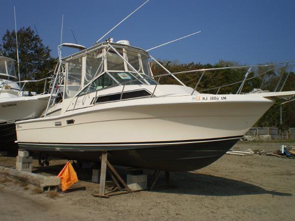 1986 Wellcraft Coastal 2800