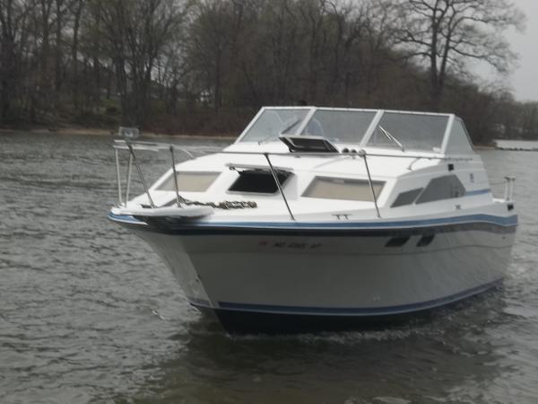 1987 Bayliner Ciera 2455