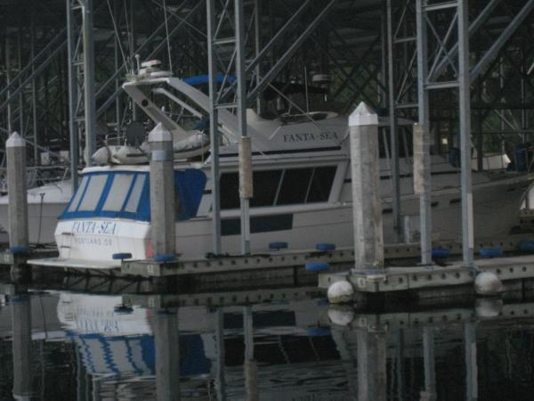 1988 Bayliner 45' Pilothouse