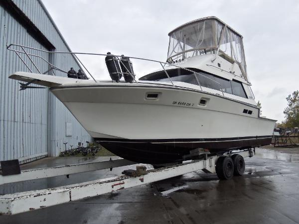 1988 Luhrs 342 tournament