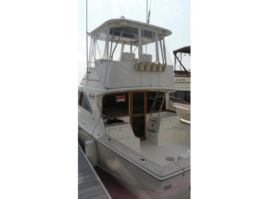 1989 Ocean Yachts Sport fish