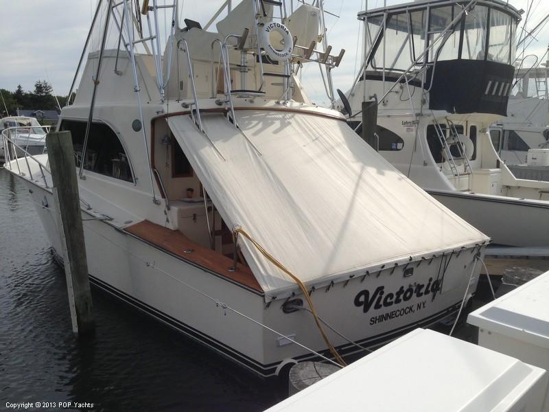 1989 Pace 40 Custom Sport Fisherman