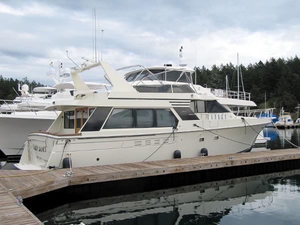 1989 Tollycraft Pilothouse MY