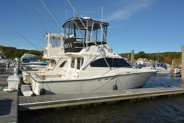 1990 Luhrs 350 Tournament