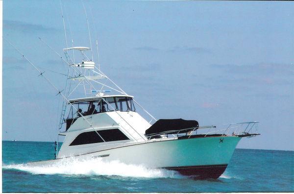 1990 Ocean 55 Super Sport