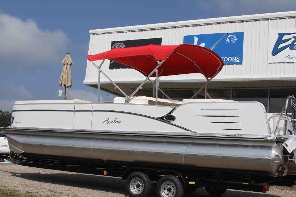 2013 Avalon Catalina Entertainer