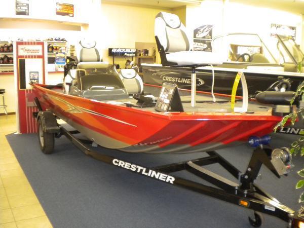 2013 Crestliner 17 Storm