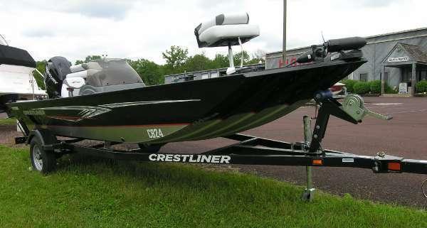 2013 Crestliner STORM 17