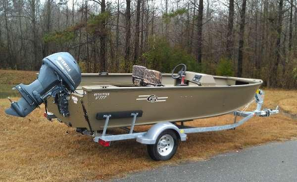 2013 G3 BOATS Outfitter V177 T