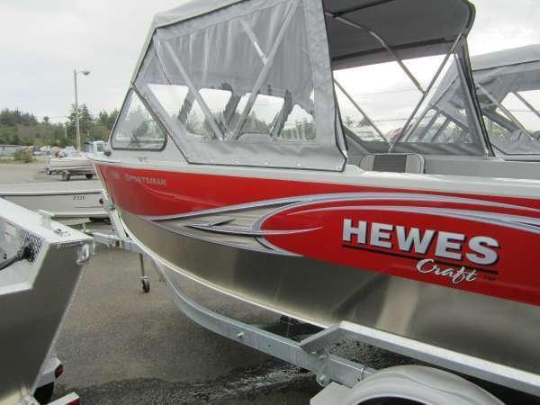 Hewescraft 180 Sportsman - Brick7 Boats