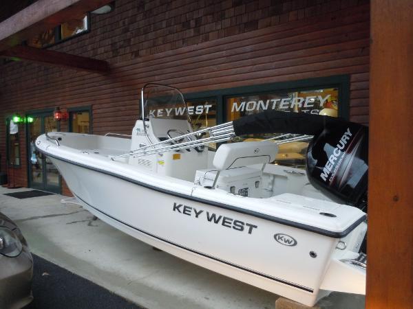 2013 Key West 176 Center Console