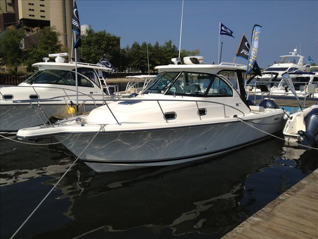 2013 Pursuit Offshore OS 315