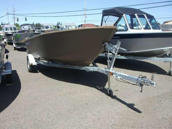 2013 Smoker Craft 160 Freedom TL