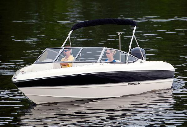 2013 Stingray 191 LX