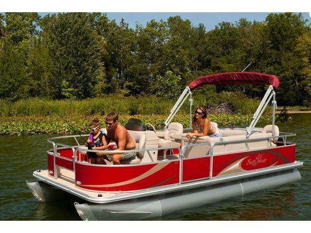 2013 SunChaser Fish 8520 4-PT
