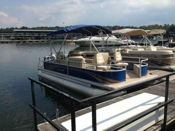 2013 Sweetwater SW 2286 FC