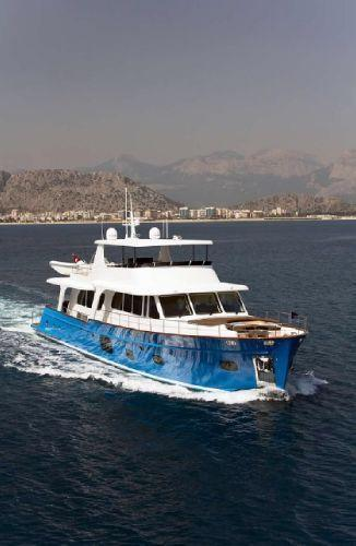 2013 Vicem 107' Cruiser