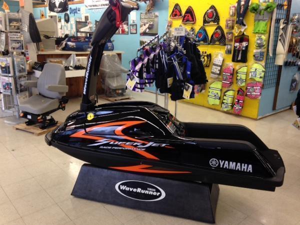 2013 Yamaha WaveRunner Super Jet