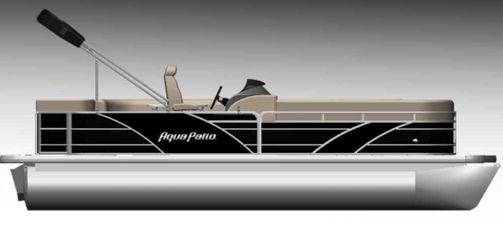 2014 Aqua Patio Pontoon 240 CENTER BAR