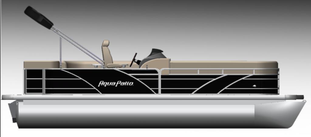 2014 Aqua Patio Pontoon 240 ELITE