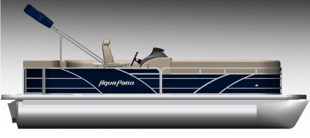2014 Aqua Patio Pontoon 250 WET BAR