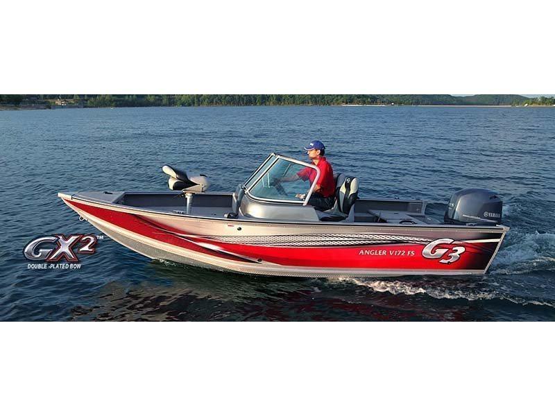 2014 G3 BOATS Angler V172 FS