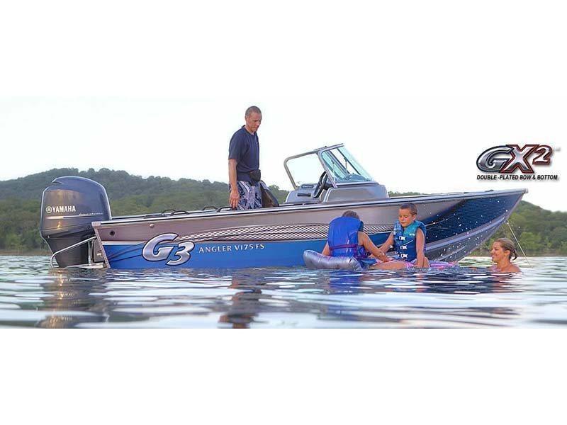 2014 G3 BOATS Angler V175 FS