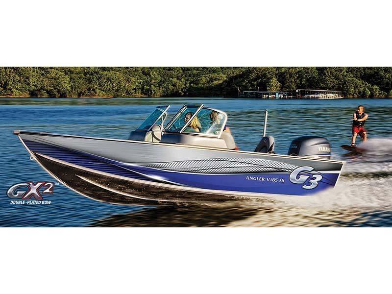 2014 G3 BOATS Angler V185 FS