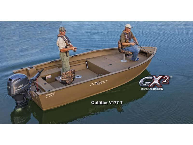 2014 G3 BOATS Outfitter V177 T