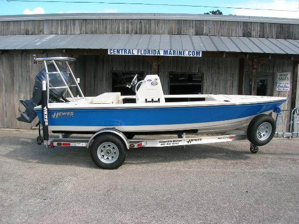 hewes flats boat redfisher brick7 boats