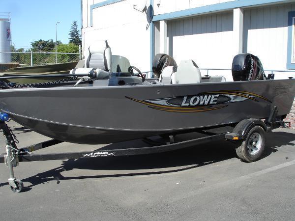 2014 Lowe FM 165 SC Pro Series